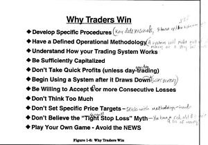 why Traders Win-vcollege